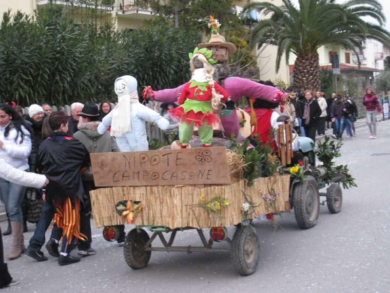 Villa Rosa Carnevale 2010
