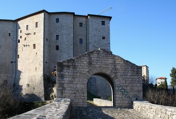 Ponte di Cecco e Forte Malatesta