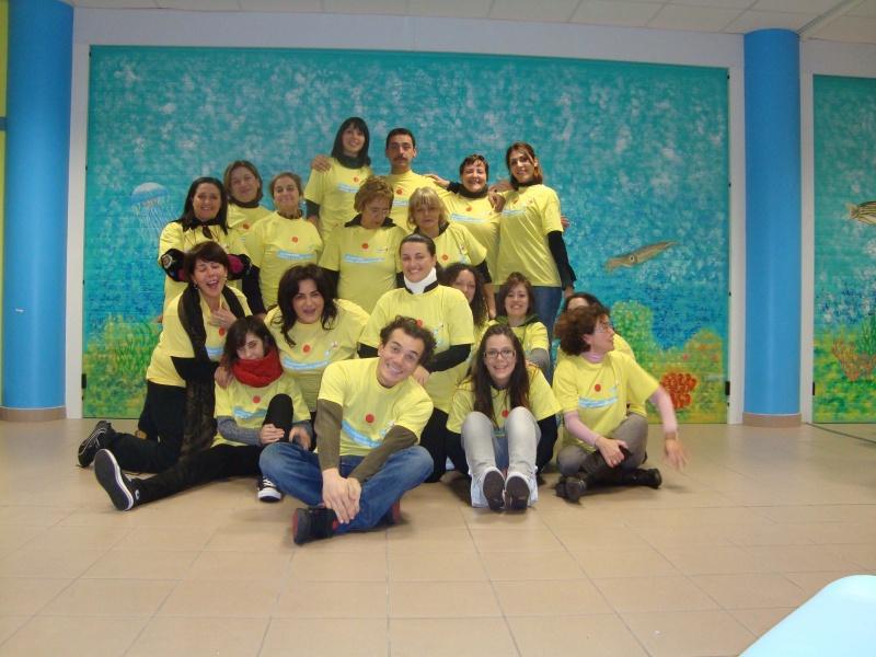 I volontari dell'associazione