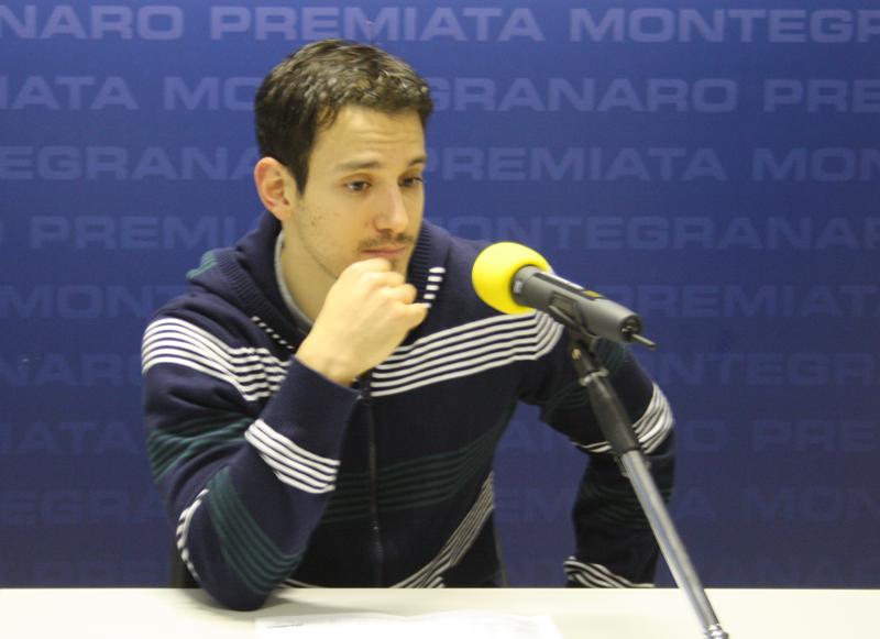 Il playmaker Anthony Maestranzi