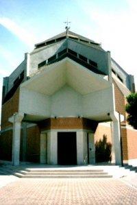 La chiesa San Filippo Neri