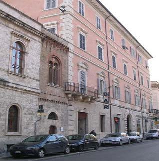 La sede del Cup a Piazza Roma