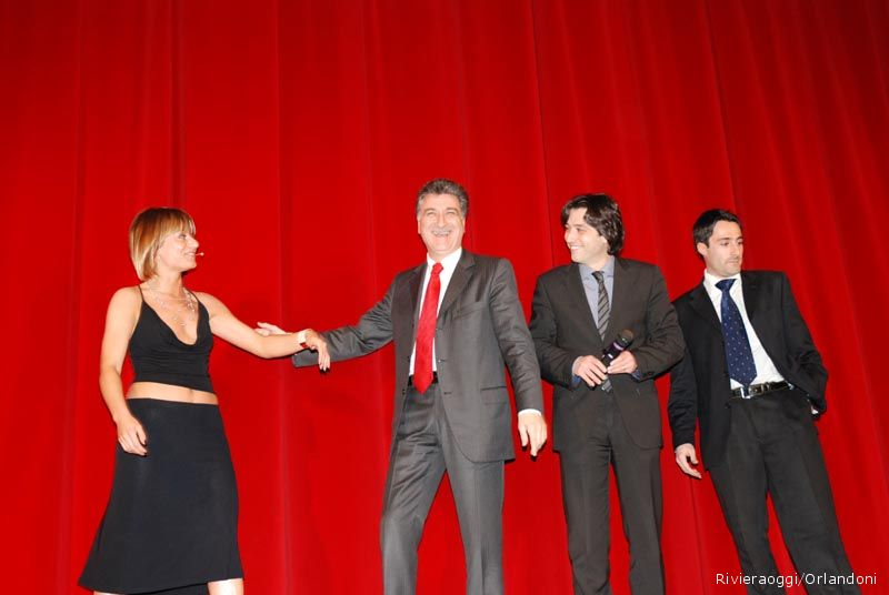 Antonella Ciocca, Luigi Merli, Enrico Piergallini, Giuseppe Cameli