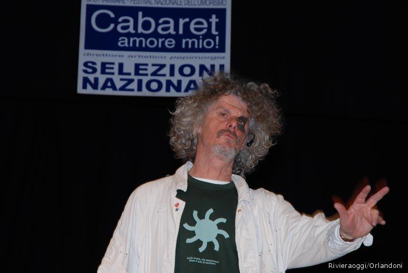 Paolo Migone torna ospite del Cabaret, amoremio!