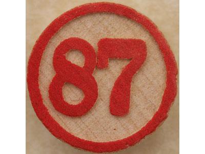 87, come gli euro pro capite che secondo il presidente Spacca sarebbero andati ai Piceni dalla ripartizione dei fondi Fas