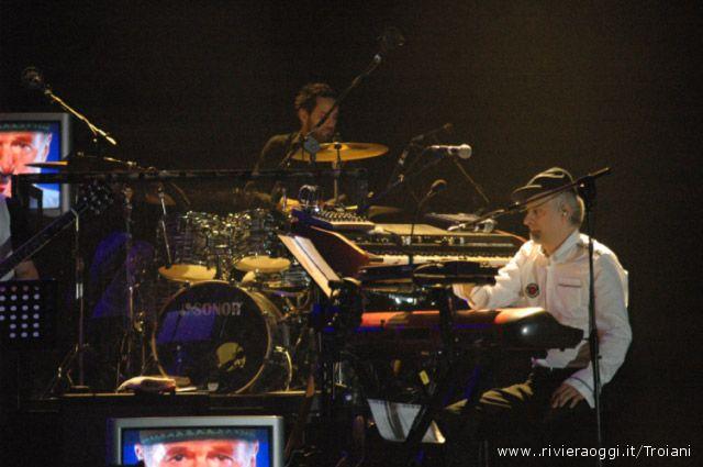 Il concerto di Mario Biondi al PalaRiviera