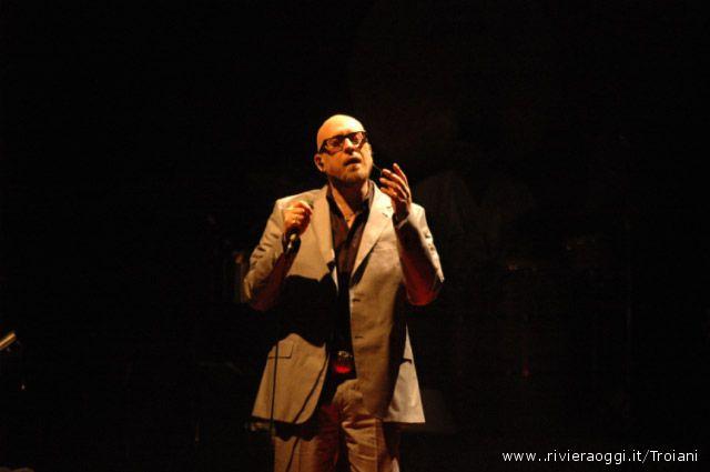 Mario Biondi nel concerto del 26 marzo al PalaRiviera