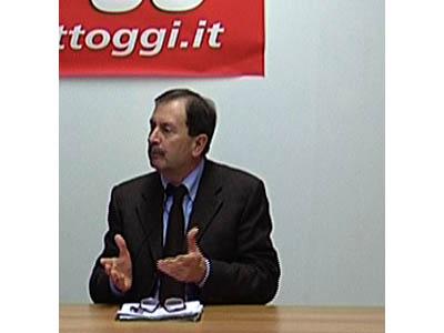 Leo Sestri negli studi di Riviera Oggi.it
