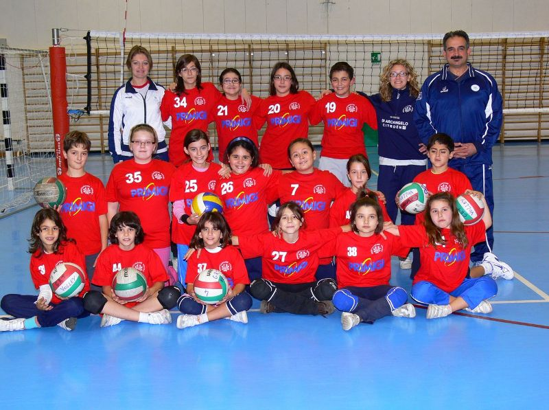 Grottammare Volley Under 13