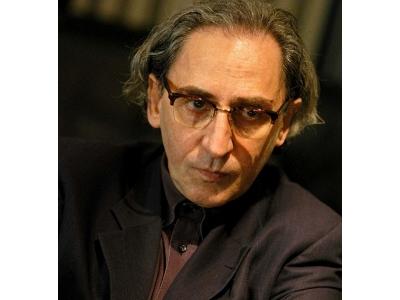 Il musicista e regista del film Franco Battiato