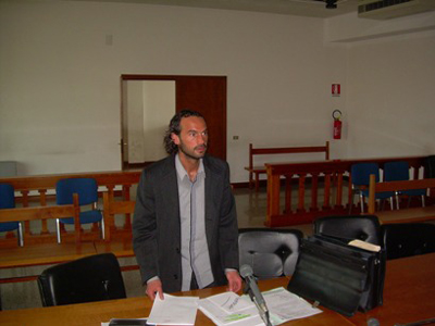 Umberto Gramenzi, legale dei due imputati.