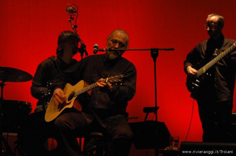 7- Eugenio Finardi al Teatro delle Energie di Grottammare