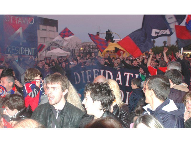 Festa promozione in Serie D