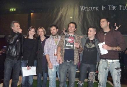 I Dealma, vincitori di Sotterranea 2010
