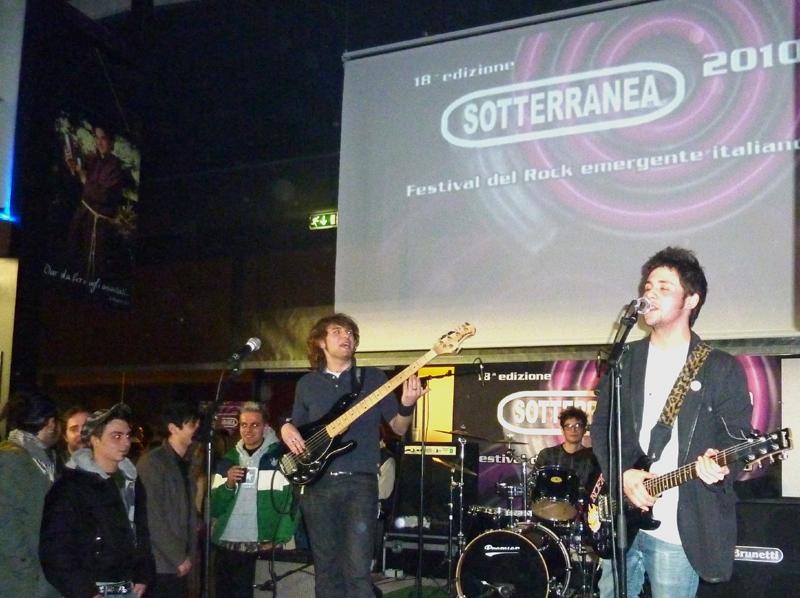 Sotterranea 2010, i Deleeria