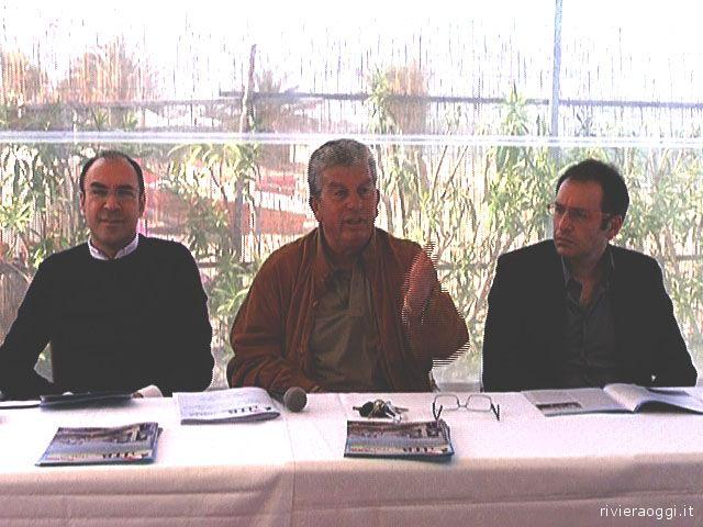 Sandro Donati, Giuseppe Ricci e Bruno Gabrielli
