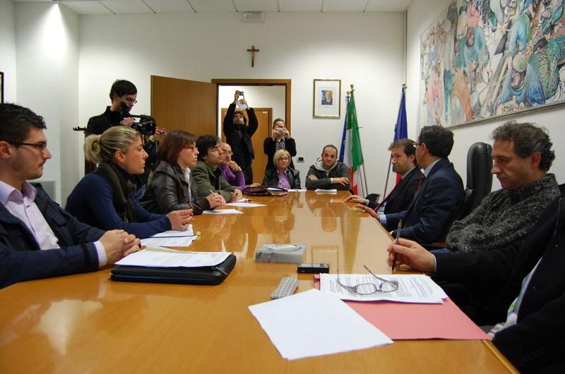 Prima riunione del nuovo Coordinamento Politiche Giovanili della Provincia di Ascoli Piceno