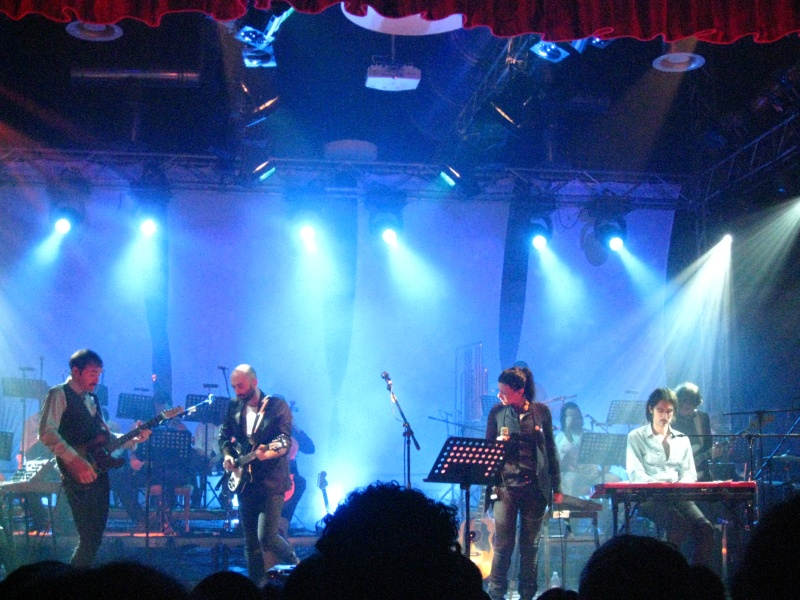 I Baustelle in concerto a Colli