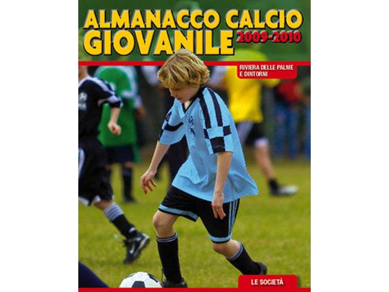 La copertina del primo Almanacco del Calcio Giovanile