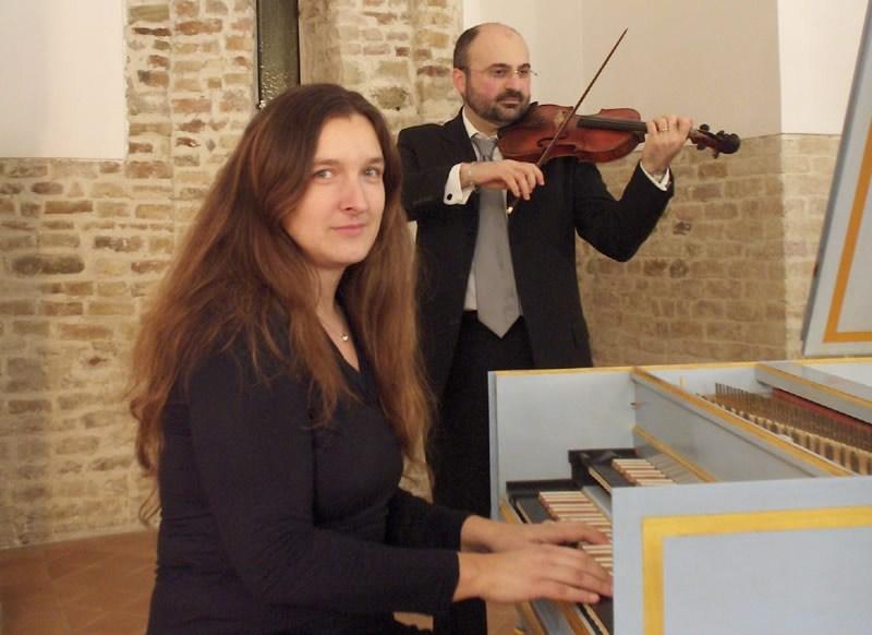 Piergiorgio Troilo e Teresa Basti