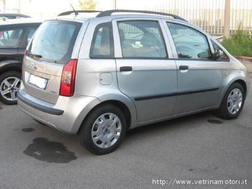 Una Fiat Idea