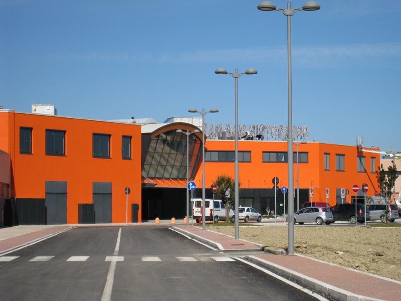 Il Centro Affari