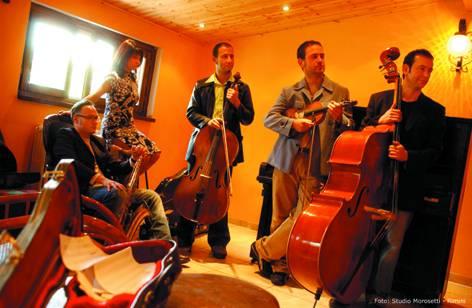La band Quintorigo