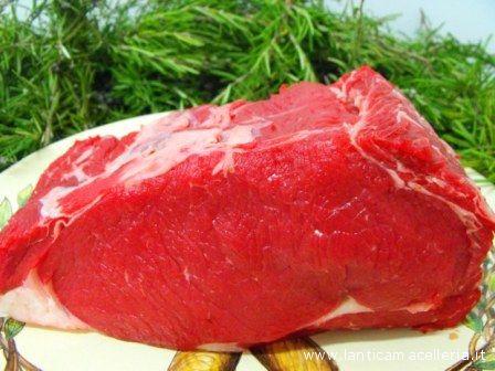 Il ferro ematico reperibile nella carne rossa è altamente assorbibile.