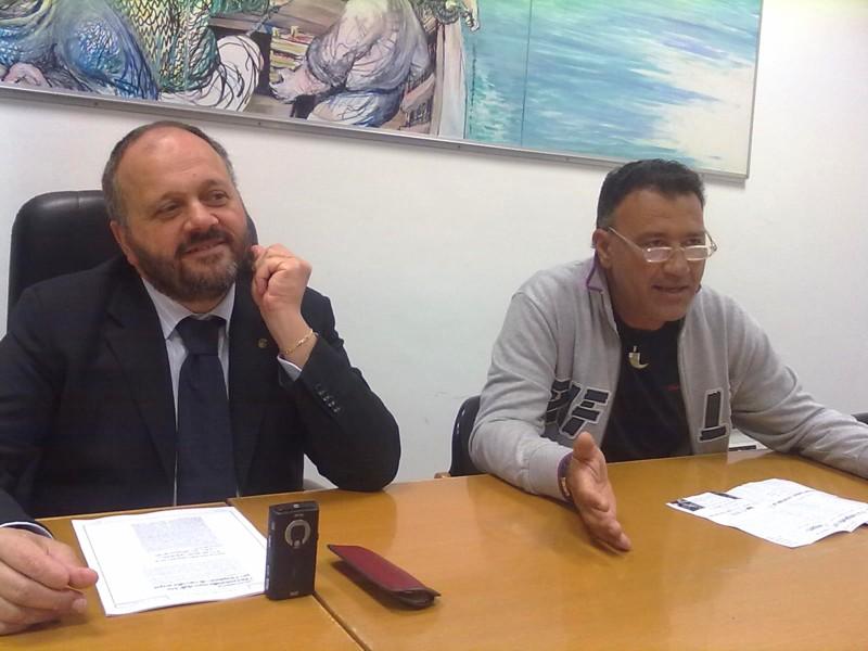 Giovanni Gaspari e Umberto Pasquali