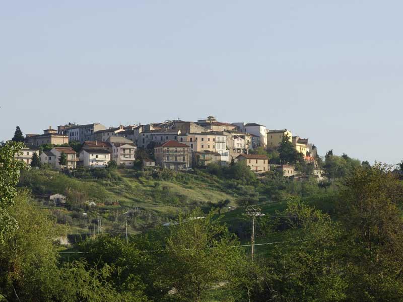 Una panoramica di Ancarano