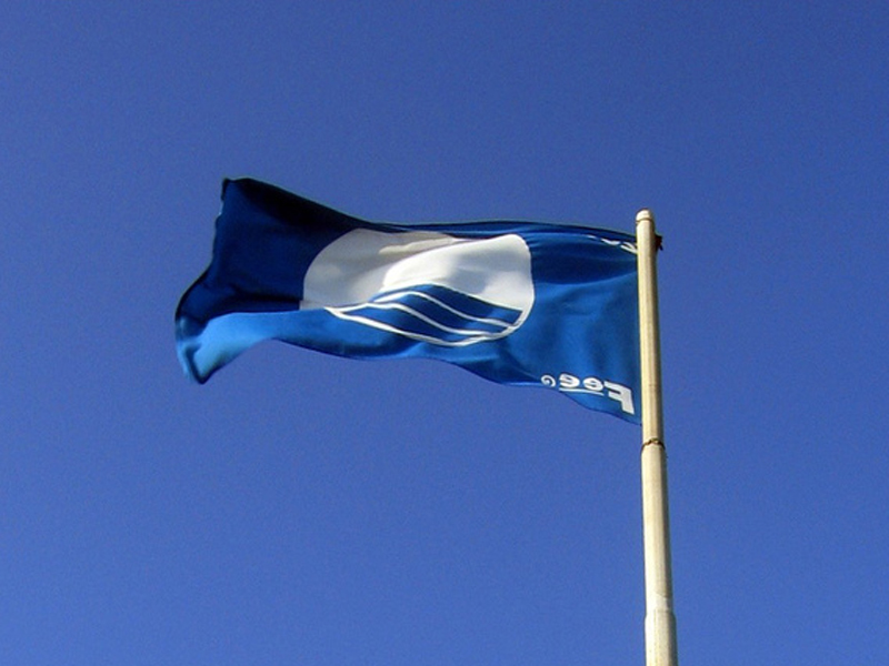 Una Bandiera Blu