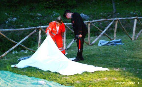 Paracadutista morto a Terni