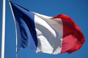 La bandiera francese