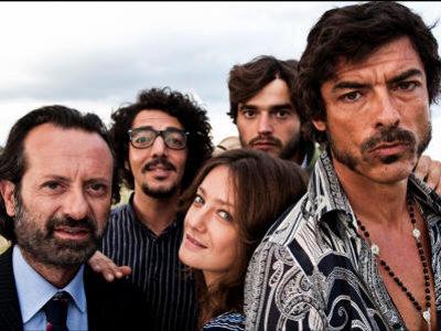 Il cast del film di Rocco Papaleo
