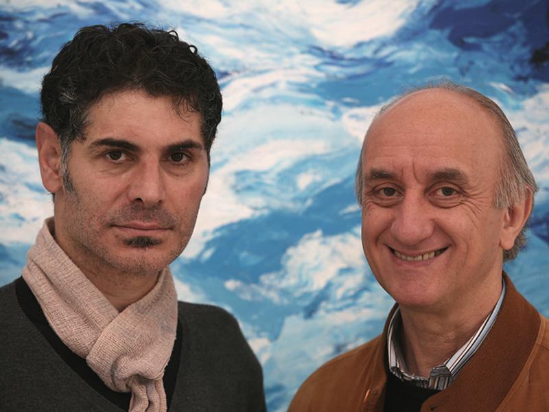 Francesco Colella e Angelo Maria Ricci ci mostrano i loro