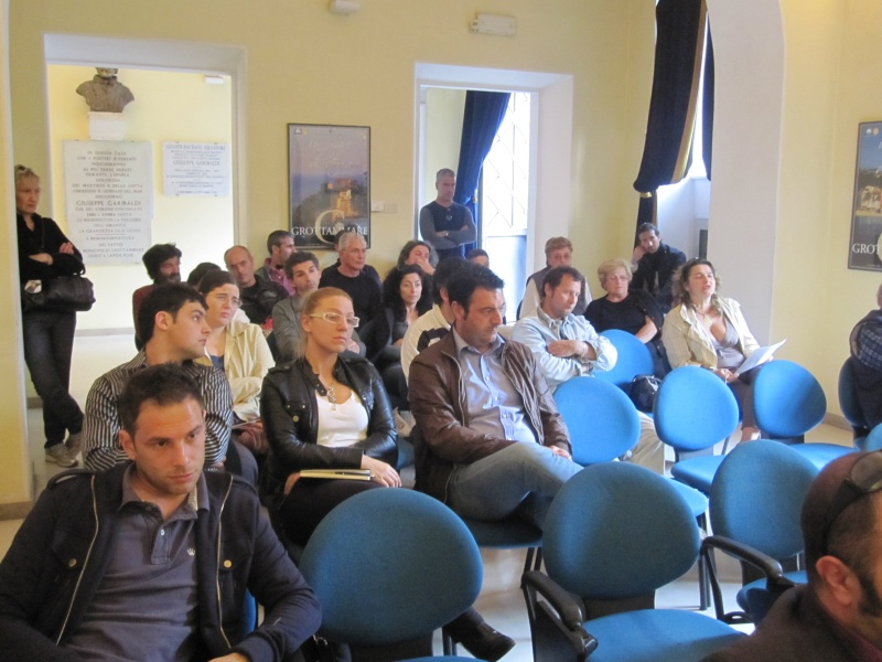 Concessionari presenti all'incontro