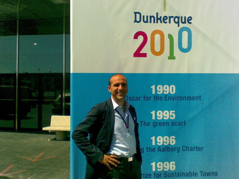 Canducci a Dunkerque