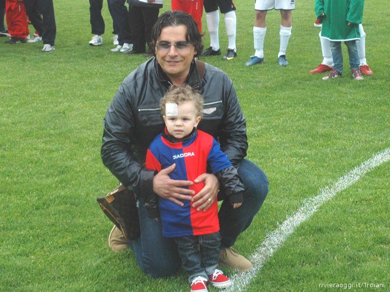 «La Samb per me è come un figlio» ammette Sergio Spina