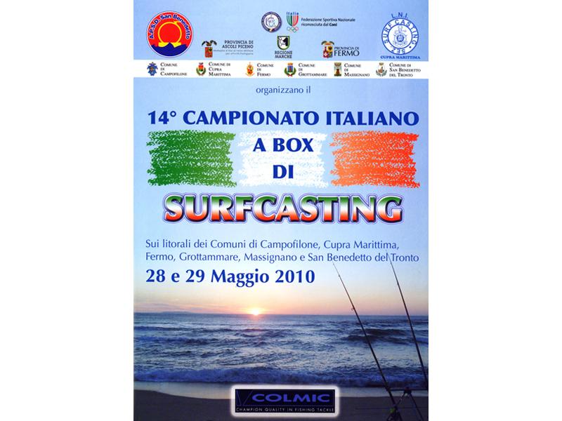 La brochure dell'evento