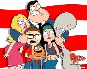 I protagonisti del cartone animato