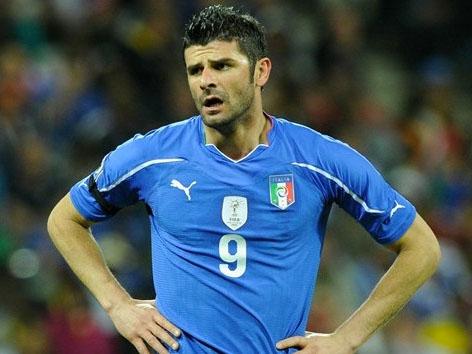 Non è bastato il rigore di Vincenzo Iaquinta per battere la Nuova Zelanda: il Mondiale si fa duro per l'Italia (foto da fifa.com)