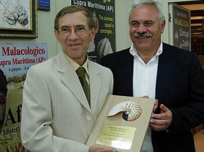 Serge Grofas e Domenico D'Annibali