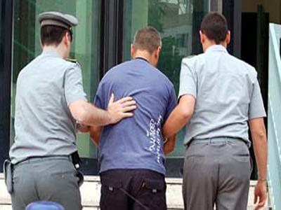 Arresto ad opera della Guardia di Finanza