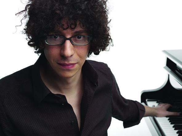 Giovanni Allevi. Il musicista ascolano concluderà gli appuntamenti di Mareaperto 2010