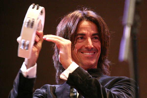 Alberto Fortis, tra i protagonisti di Scrittori sotto le stelle 2010