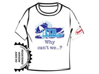 Le magliette dell'Itb