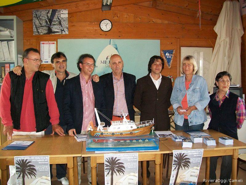 Soddisfatti gli organizzatori della Mostra di modelismo navale