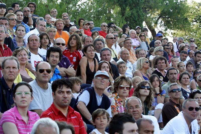 Tanto pubblico alla Carisap Cup 2009