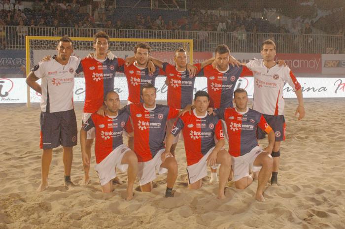 La Samb Beach Soccer al Circo Massimo