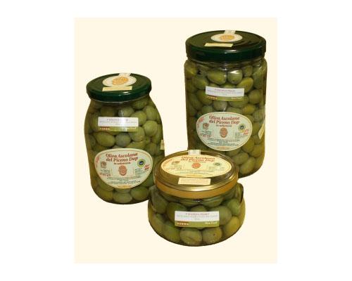 Le olive tenere dell'Oleificio Silvestri Rosina